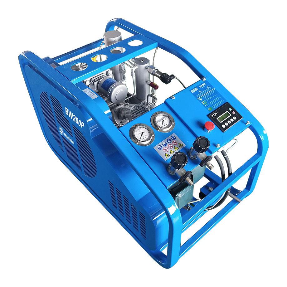 鲍氏压缩机专业生产高压打气泵