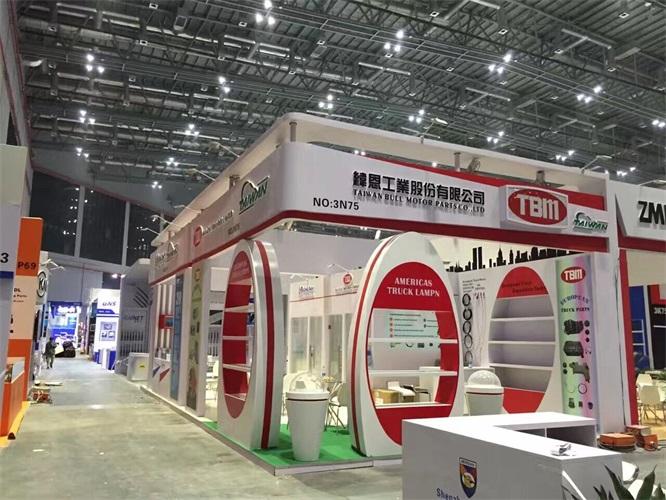 简单操作,高效上海展台设计公司产品