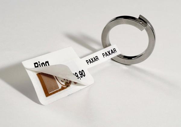 RFID扎带标签RFID珠宝标签几多钱