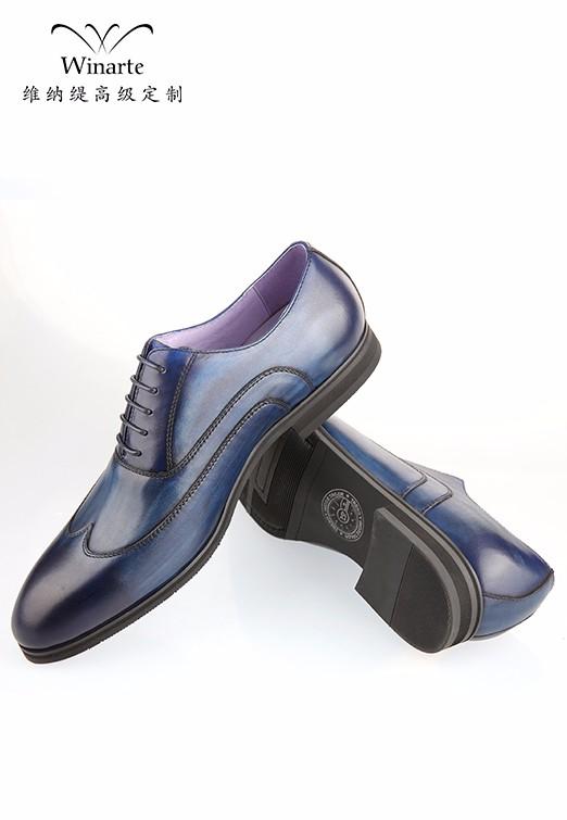 中国皮鞋定制行业