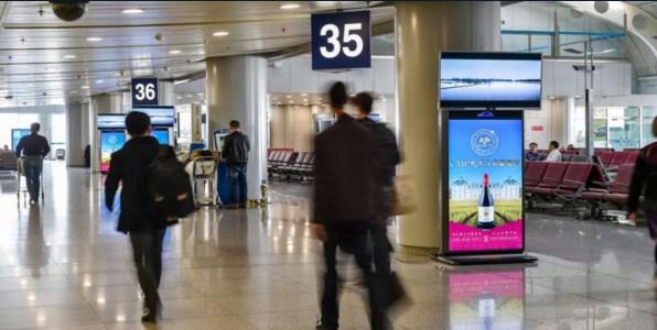 飞机广告机场灯箱广告的发展前景好,行业专业的机场内媒体