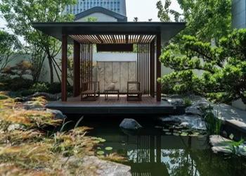 印景园林专注于私家花园设计 成都屋顶花园市场开阔