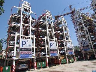 千晶機械租立體停車場,專業租升降立體車庫,貼心服務,價格合理