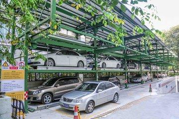 千晶機械專注于租賃機械車庫、租賃機械停車市場開闊