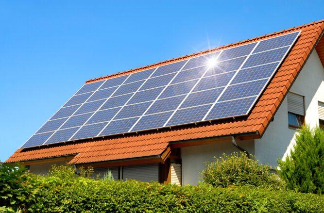 家用太阳能发电生产厂家,湘光福是有多年经验太阳能光伏生产厂家