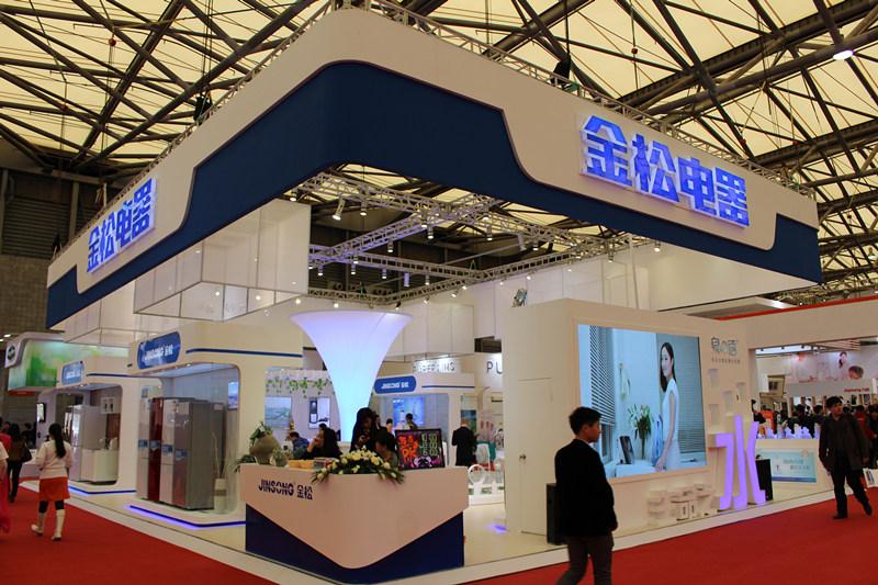 今年流行買這樣的上海展臺設計,不光便宜還實用