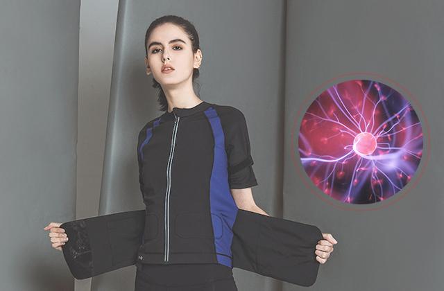 智裳科技智能服装强势来袭||