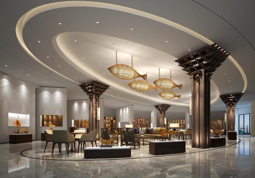 賣場空間設計選水立方室內空間設計,專業從事大型商場空間設計