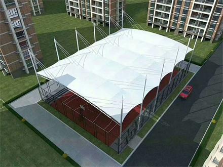 北京神運華豐膜結構專業景觀膜結構,膜結構廠家知名品牌