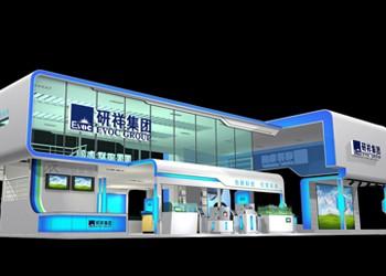 深圳展廳設計公司推...市場前景廣闊,一賢展覽深圳一賢展覽品牌值得信賴