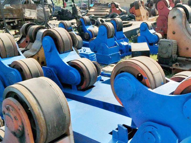 江苏省厂家直销二手滚轮架 多种规格型号