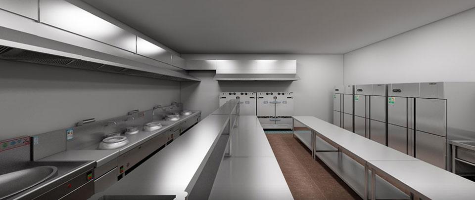 不銹鋼廚具設備哪家好排行就選德瑪仕