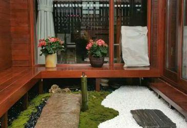 无论天冷天热,湖南日式园林是您上佳的选择!绿典庭院等你